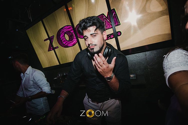 DJ at Zoom Porto, Portugal