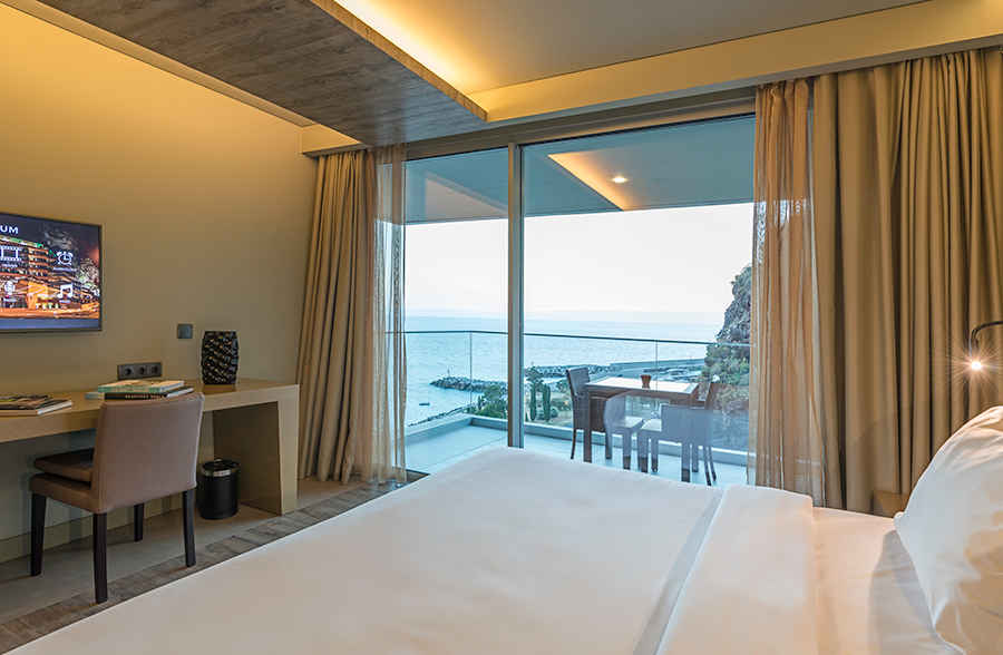 Room with oceanview at Savoy Saccharum, Madeira